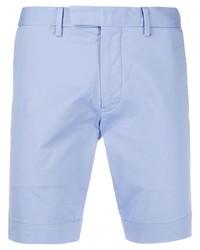 Мужские голубые шорты от Polo Ralph Lauren