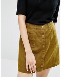 Monki юбка