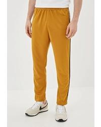 Мужские горчичные спортивные штаны от Nike