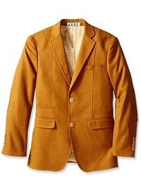 Горчичный пиджак