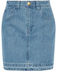 джинсовая мини юбка original 4015430