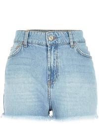 джинсовые шорты original 4103273