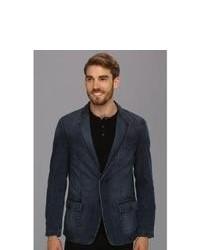 Купить мужской джинсовый пиджак от Armani Jeans   Мужская мода 17d9a6213dd