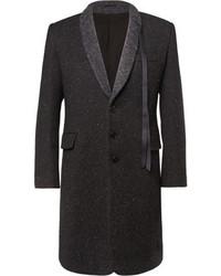 Длинное пальто