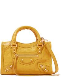 Bottega veneta сумка желтая