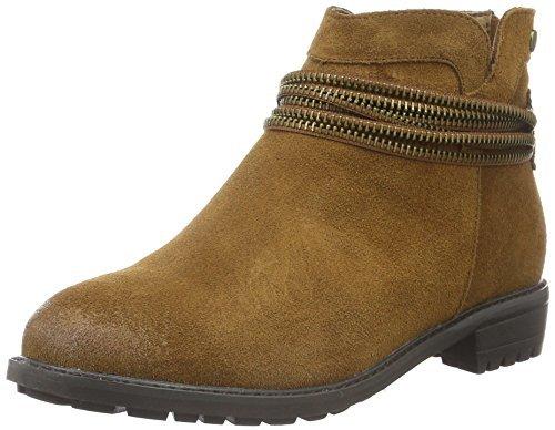bf0171cea7b0 Женские желтые ботинки от XTI   Где купить и с чем носить