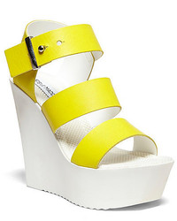 Желтые босоножки оптом - Купить оптом желтые