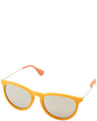 Желтые солнцезащитные очки