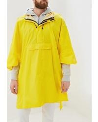 Мужской желтый дождевик от United Colors of Benetton