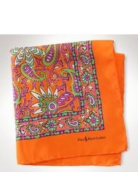 Купить женские шарфы и платки Polo Ralph Lauren в