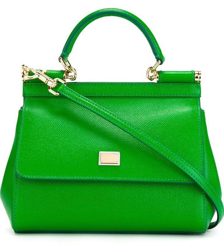 зеленая сумка женская картинки результате того
