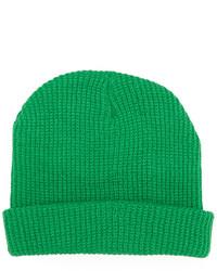 Зеленая шапка