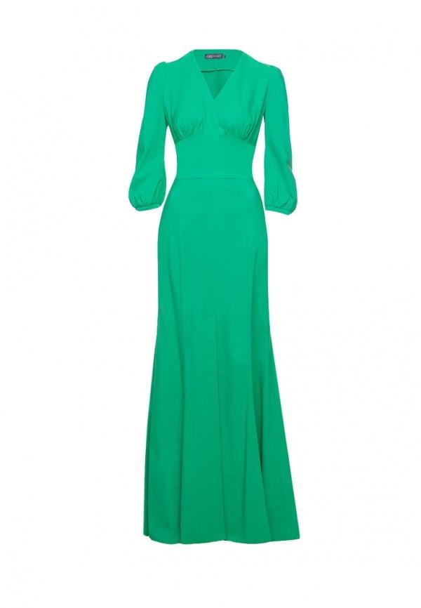 b4dd225f95f9 Зеленое вечернее платье от Grey Cat