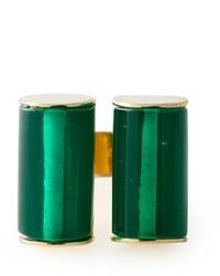 Зеленое кольцо от Wouters & Hendrix