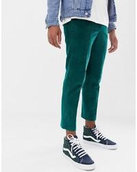 Зеленые брюки чинос от ASOS DESIGN