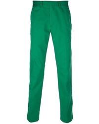 Зеленые брюки чинос от Polo Ralph Lauren