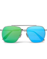 Мужские зеленые солнцезащитные очки от Acne Studios