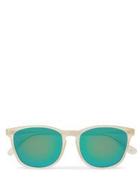 Мужские зеленые солнцезащитные очки от L.G.R