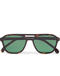 Мужские зеленые солнцезащитные очки от Paul Smith