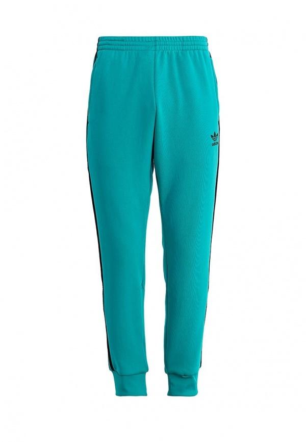 Мужские зеленые спортивные штаны от adidas Originals   Где купить и ... 2711aed6c0b