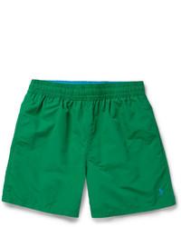 Зеленые шорты для плавания от Polo Ralph Lauren