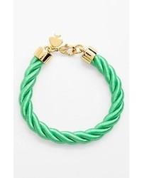 Зеленый браслет