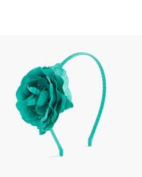 Зеленый ободок/повязка