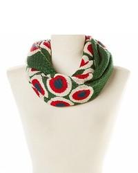Зеленый шарф
