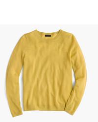 Золотая футболка с длинным рукавом