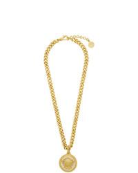 Золотое колье от Versace