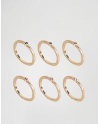 Золотое кольцо от Asos