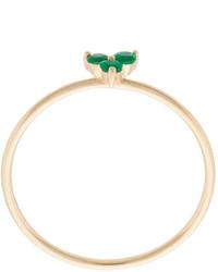 Золотое кольцо от Ef Collection
