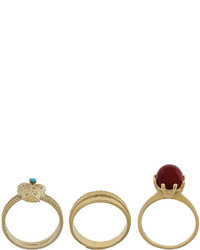 Золотое кольцо от Iosselliani