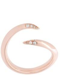 Золотое кольцо от Shaun Leane