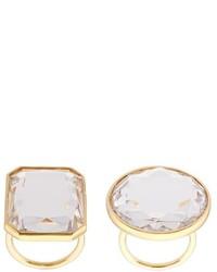 Золотое кольцо от Vera Wang