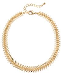 Золотое ожерелье-чокер от Lacey Ryan
