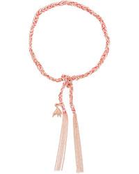 Золотой браслет от Carolina Bucci