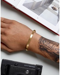 Мужской золотой браслет от Seven London