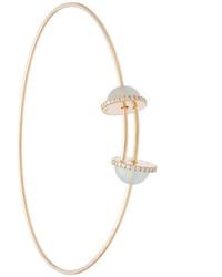 Золотой браслет от Delfina Delettrez