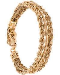 Мужской золотой браслет от Emanuele Bicocchi