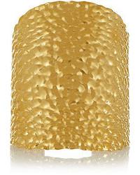 Золотой браслет от Fendi