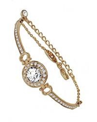 Золотой браслет от Mademoiselle Jolie Paris