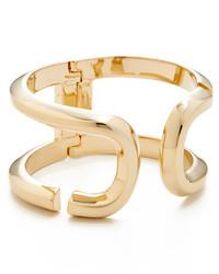 Золотой браслет от Marc Jacobs