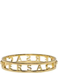 Золотой браслет от Versace