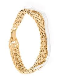 Золотой браслет от Wouters & Hendrix