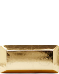 Золотой клатч