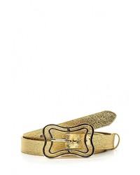 Женский золотой ремень от Mascotte