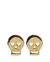 Женские золотые серьги от Jenavi