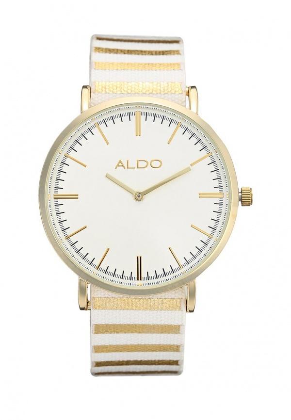 Женские золотые часы от Aldo   Где купить и с чем носить 6800b586c5c