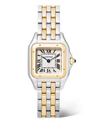 Женские золотые часы от Cartier